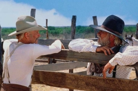 <em>Lonesome Dove</em> Trivia Game