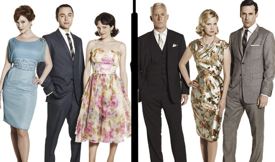 <em>Mad Men</em> Season 3 Encores Begin This Sunday