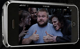 Keep Up With <em>The Walking Dead</em> on the Upgraded AMC App for iPhone and iPod Touch