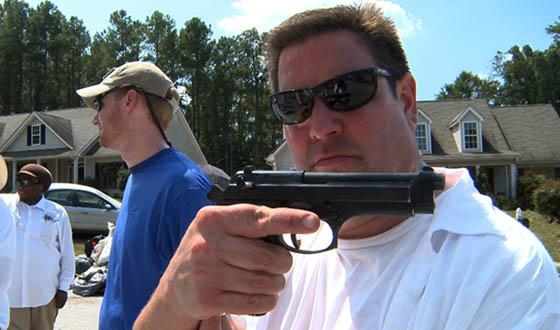 Video &#8211; Inside <em>The Walking Dead</em> With Props Master John Sanders