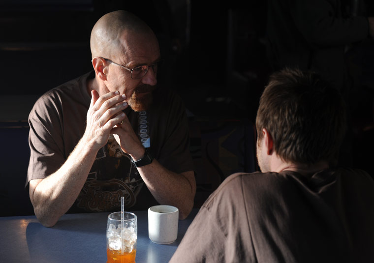 Breaking Bad Behind the Scenes Photos From Vince Gilligan 9 - Breaking Bad Behind the Scenes Photos From Vince Gilligan