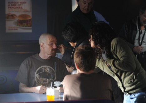 Breaking Bad Behind the Scenes Photos From Vince Gilligan 7 - Breaking Bad Behind the Scenes Photos From Vince Gilligan