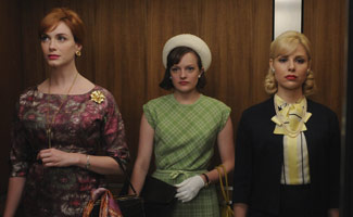 Christina Hendricks Tells <i>The Hollywood Reporter</i> About Sexy New Character