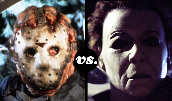 Jason Voorhees Takes on Michael Myers in a Battle of the Deadliest Serial Killers