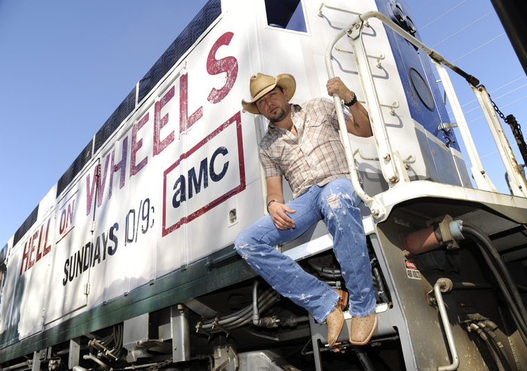 Hell on Wheels Train to the CMAs Sweepstakes Photos 1 - Hell on Wheels Train to the CMAs Sweepstakes Photos