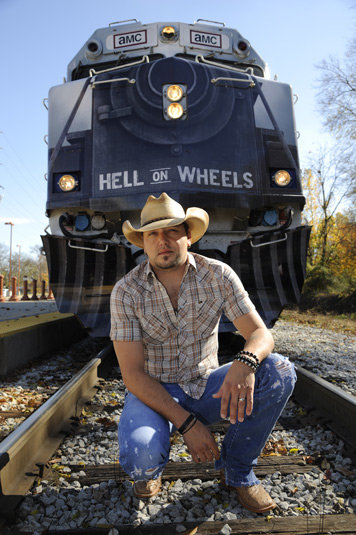 Hell on Wheels Train to the CMAs Sweepstakes Photos 2 - Hell on Wheels Train to the CMAs Sweepstakes Photos