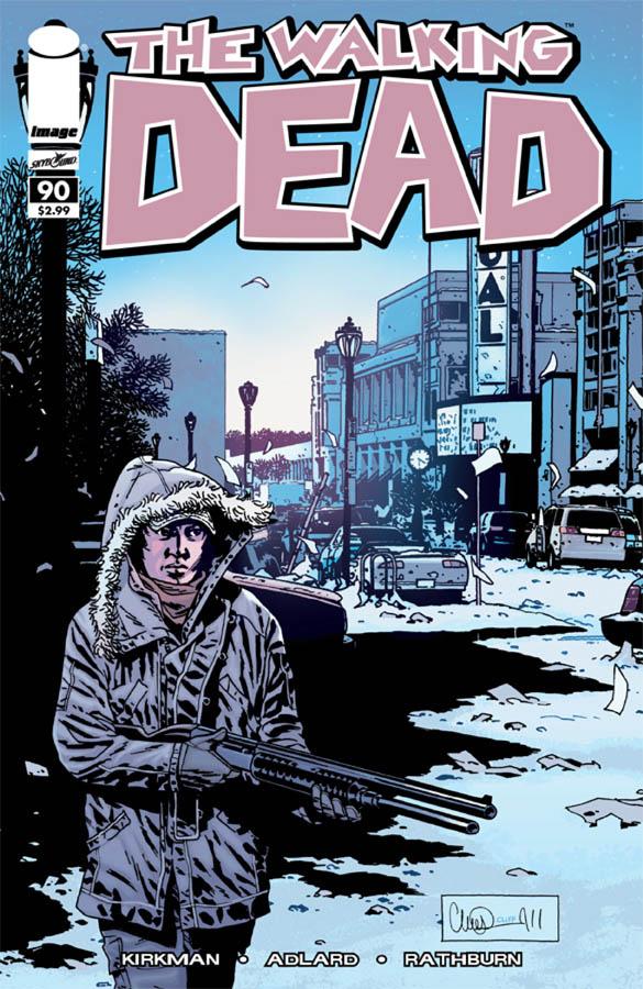 Issue 90 - The Walking Dead - Sneak Peek 1 - Issue 90 - The Walking Dead - Sneak Peek