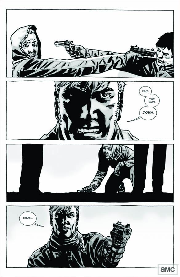 Issue 90 - The Walking Dead - Sneak Peek 2 - Issue 90 - The Walking Dead - Sneak Peek