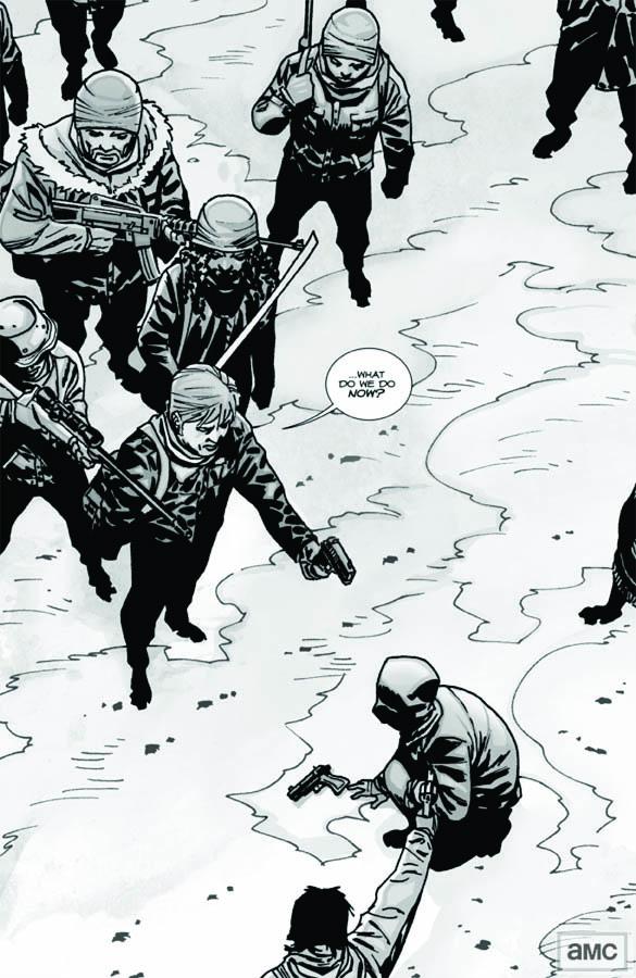 Issue 90 - The Walking Dead - Sneak Peek 3 - Issue 90 - The Walking Dead - Sneak Peek