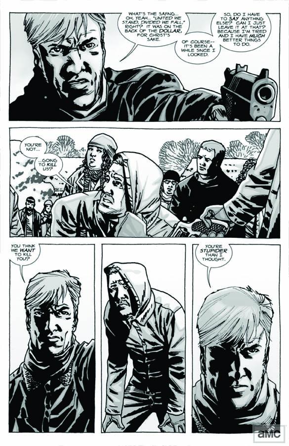 Issue 90 - The Walking Dead - Sneak Peek 4 - Issue 90 - The Walking Dead - Sneak Peek