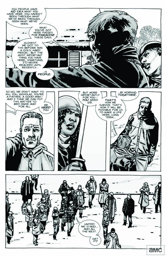 Issue 90 - The Walking Dead - Sneak Peek 5 - Issue 90 - The Walking Dead - Sneak Peek