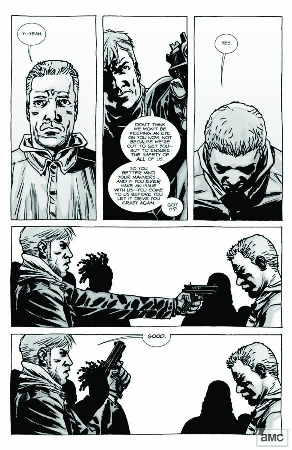 Issue 90 - The Walking Dead - Sneak Peek 6 - Issue 90 - The Walking Dead - Sneak Peek
