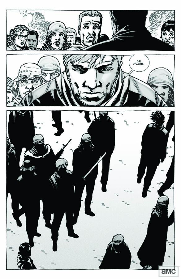 Issue 90 - The Walking Dead - Sneak Peek 7 - Issue 90 - The Walking Dead - Sneak Peek