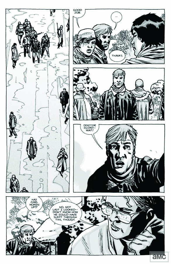 Issue 90 - The Walking Dead - Sneak Peek 8 - Issue 90 - The Walking Dead - Sneak Peek