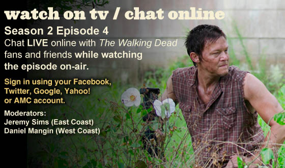 Chat Online While Watching Episode 4 On TV This Sunday Night