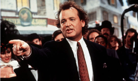 Flashback Five – Your Favorite Bill Murray Movies