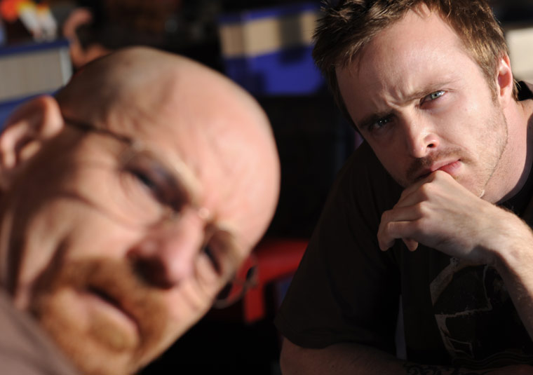 Breaking Bad Behind the Scenes Photos From Vince Gilligan 12 - Breaking Bad Behind the Scenes Photos From Vince Gilligan