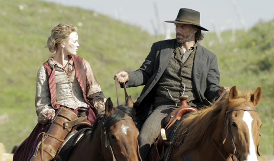 What You're Saying About the Relationship Between Cullen Bohannon and Lily Bell