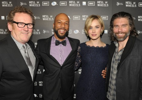 Hell on Wheels Series Premiere Party Photos 1 - Hell on Wheels Series Premiere Party