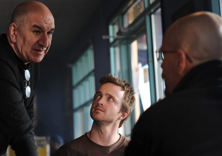 Breaking Bad Behind the Scenes Photos From Vince Gilligan 15 - Breaking Bad Behind the Scenes Photos From Vince Gilligan