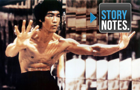 Story Notes for <em>Enter the Dragon</em>
