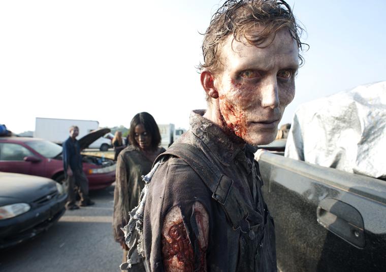 Season 2 Zombie Photos 4 - Season 2 Zombie Photos