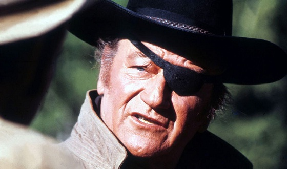 What Do John Wayne and Angelina Jolie Have in Common? Eye Patches