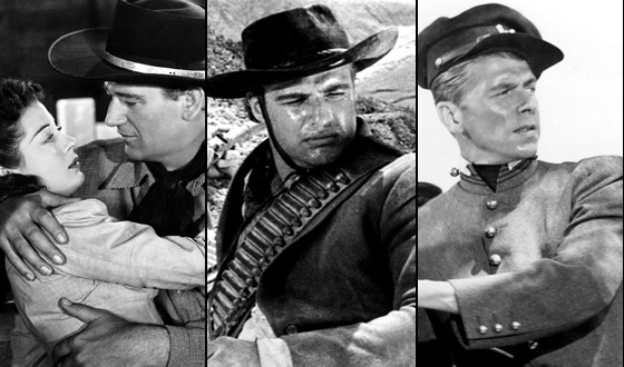 Six Full Western Movies Now Online With Stars The Duke, Brando, and (President) Reagan