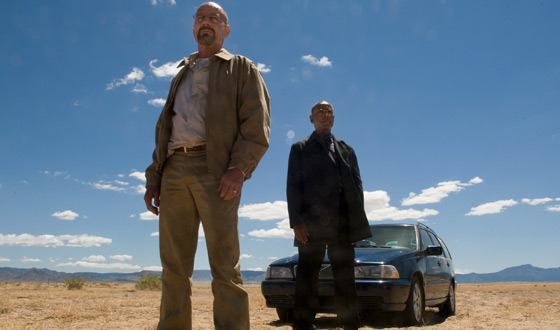 <em>Breaking Bad</em> Makes Best of Lists for 2011 of <em>The Boston Globe</em>, <em>New York</em> Mag, and <em>Collider</em>