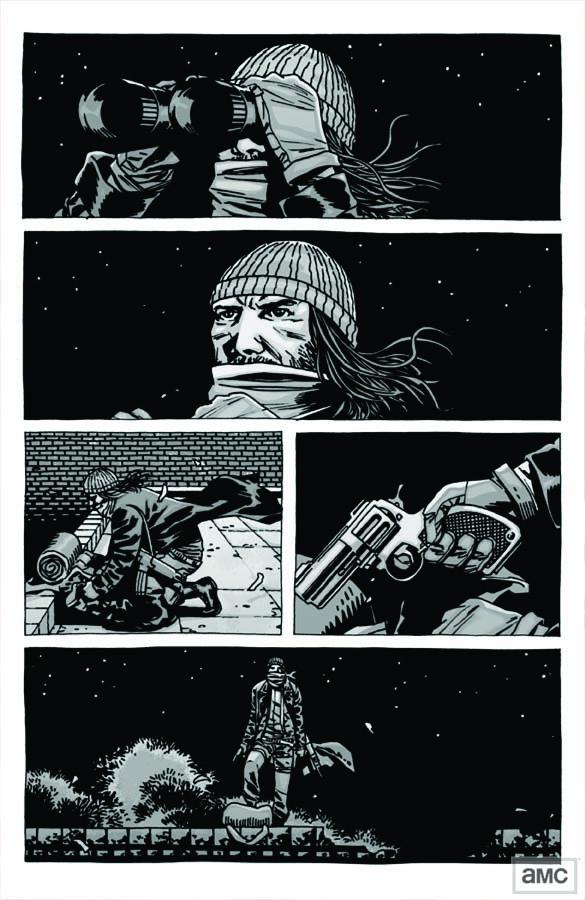 Issue 92 - The Walking Dead - Sneak Peek 2 - Issue 92 - The Walking Dead - Sneak Peek