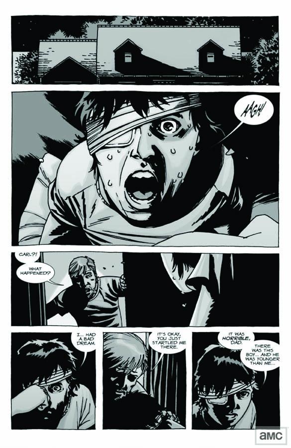 Issue 92 - The Walking Dead - Sneak Peek 3 - Issue 92 - The Walking Dead - Sneak Peek