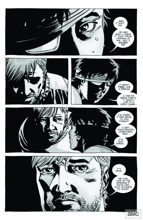 Issue 92 - The Walking Dead - Sneak Peek 4 - Issue 92 - The Walking Dead - Sneak Peek