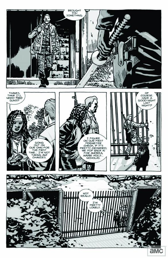 Issue 92 - The Walking Dead - Sneak Peek 6 - Issue 92 - The Walking Dead - Sneak Peek