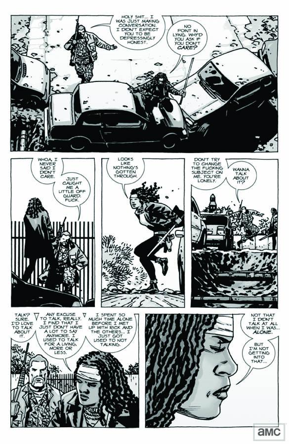 Issue 92 - The Walking Dead - Sneak Peek 7 - Issue 92 - The Walking Dead - Sneak Peek