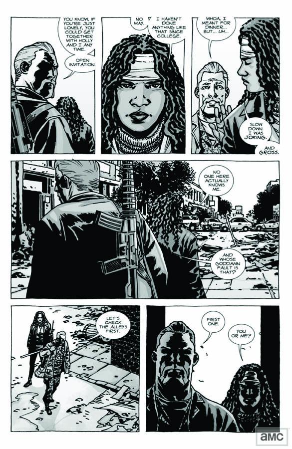 Issue 92 - The Walking Dead - Sneak Peek 8 - Issue 92 - The Walking Dead - Sneak Peek