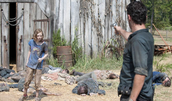 Video &#8211; A Look Ahead at Second Half of <em>The Walking Dead</em> Season 2