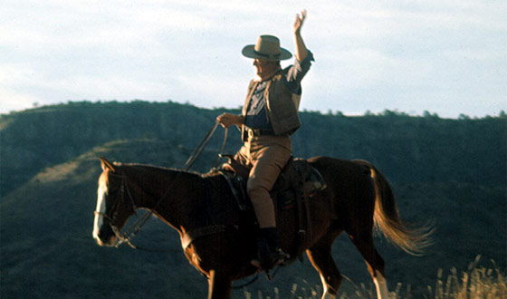 Happy Trails! This Christmas, Journey Through the Old West With John Wayne