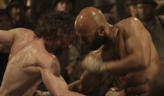 Photos – Cullen and Elam's Boxing Match