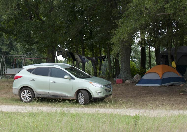 Hyundai in The Walking Dead 5 - Hyundai Tucson in The Walking Dead