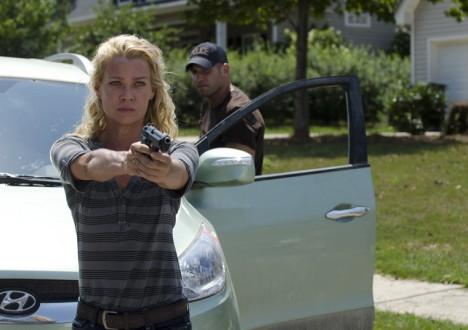 Hyundai in The Walking Dead 3 - Hyundai Tucson in The Walking Dead