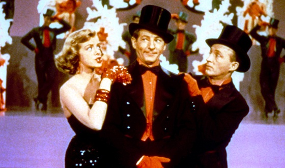 six things you didnt know about white - The Movie White Christmas