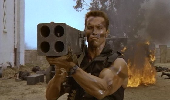 Don't Be Hating on Arnold! He's Got the Greatest Catchphrases in Hollywood History