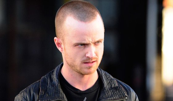 Aaron Paul Talks <em>Breaking Bad</em> with <em>New York</em>, <em>HitFix</em>, <em>The Hollywood Reporter</em>