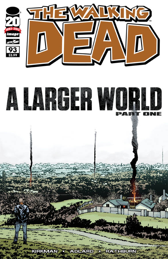 Issue 93 - The Walking Dead - Sneak Peek 1 - Issue 93 - The Walking Dead - Sneak Peek