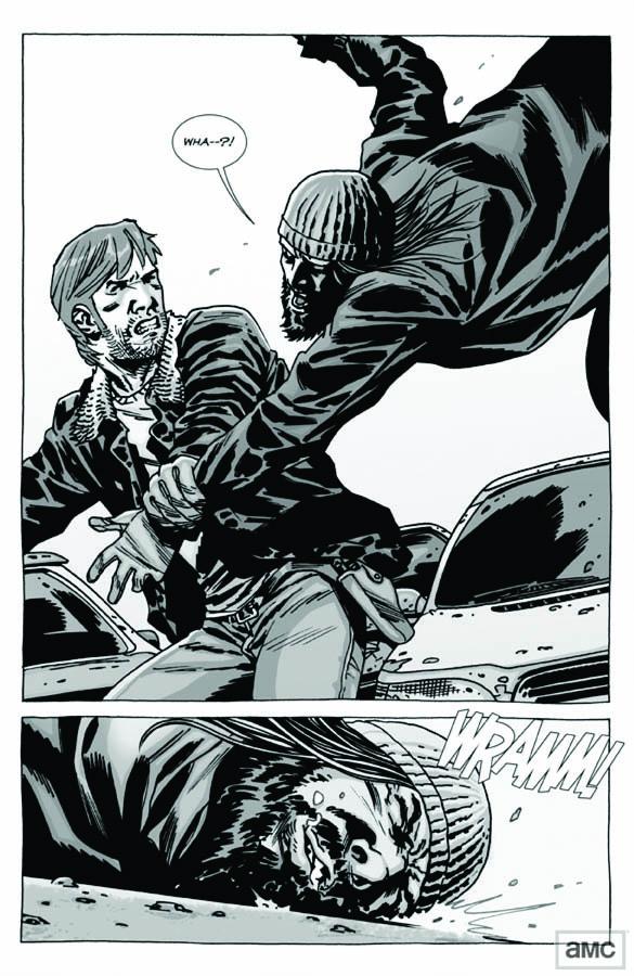 Issue 93 - The Walking Dead - Sneak Peek 3 - Issue 93 - The Walking Dead - Sneak Peek