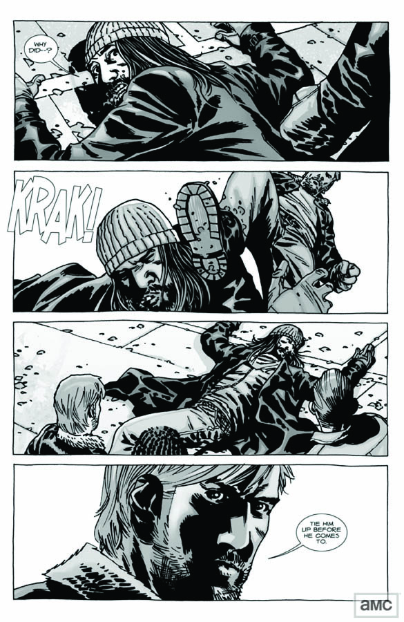 Issue 93 - The Walking Dead - Sneak Peek 4 - Issue 93 - The Walking Dead - Sneak Peek