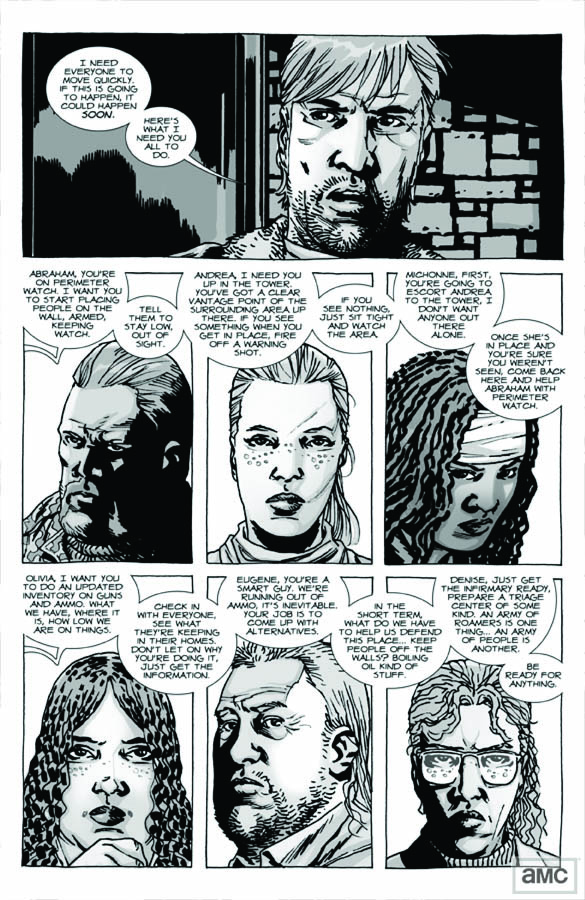 Issue 93 - The Walking Dead - Sneak Peek 6 - Issue 93 - The Walking Dead - Sneak Peek