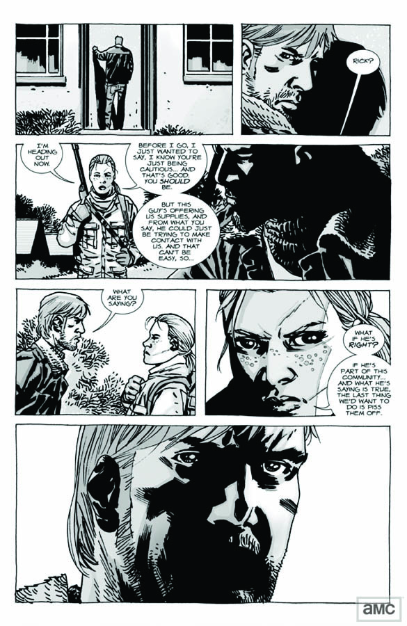 Issue 93 - The Walking Dead - Sneak Peek 8 - Issue 93 - The Walking Dead - Sneak Peek