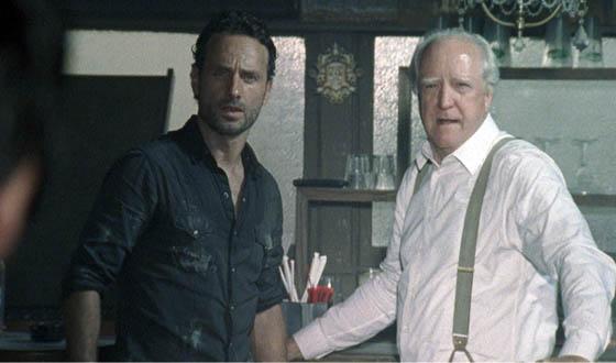 Video &#8211; Bonus Sneak Peek Scene From <em>The Walking Dead</em> Midseason Premiere
