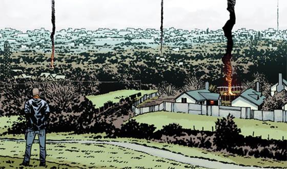 Sneak Peek &#8211; <em>The Walking Dead</em> Issue 93